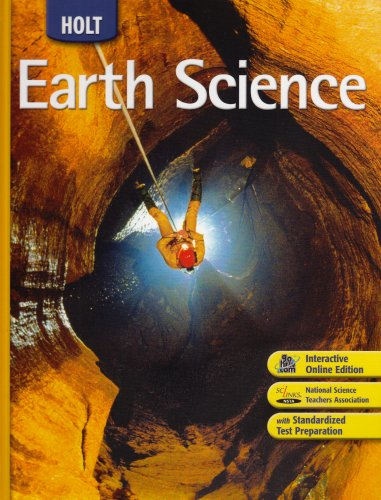9780030366970: Holt Earth Science: Student Edition 2008