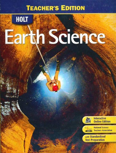 Holt Earth Science: Teacher's Edition: Allison, Mead A.; DeGaetano, Arthur T.; Pasachoff, Jay ...