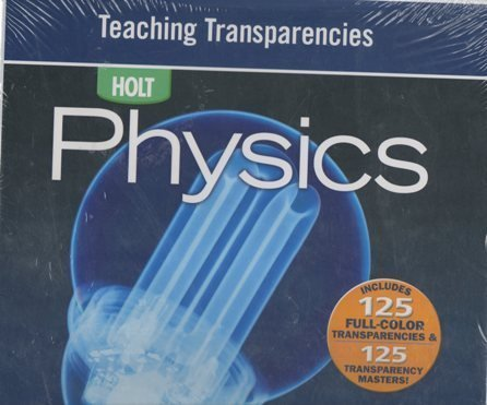 9780030368394: Holt Physics: Teaching Transparencies