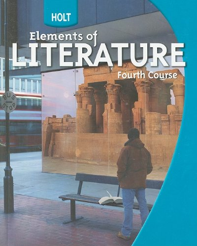 9780030368790: Holt Elements of Literature: Student Edition Grade 10 Fourth Course 2009