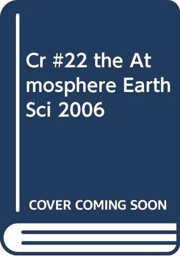 9780030369179: The Atmosphere (Holt Earth Science / Chapter Resource File, No. 22)