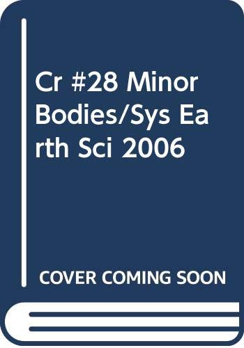9780030369247: CR #28 MINOR BODIES/SYS EARTH