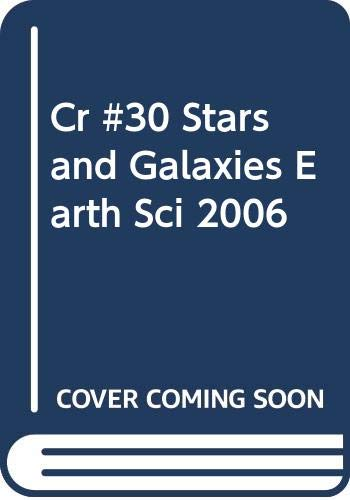 9780030369278: Stars, Galaxies, and the Universe (Holt Earth Science / Chapter Resource File, No. 30)
