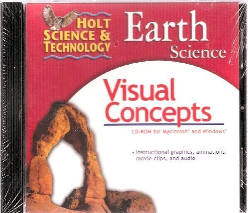 9780030369339: Visual Concepts:  Earth Science (Holt Science & Technology)