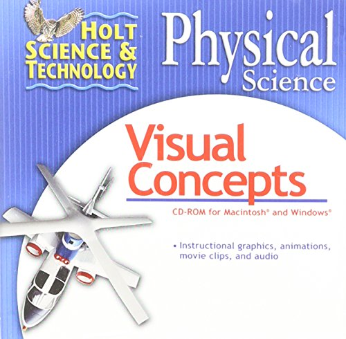 9780030369346: Physical Science Visual Concepts Grade 8: Holt Science & Technology Short Course