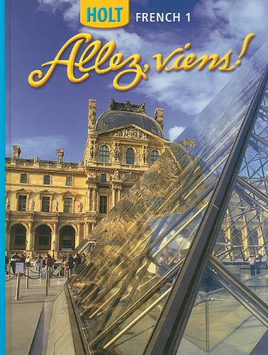 9780030369421: Allez, Viens!  French 1