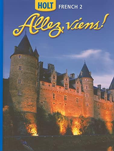 9780030369438: Holt Allez, viens!: Student Edition Level 2 2006
