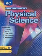 9780030371370: Science Spectrum: Physical Science