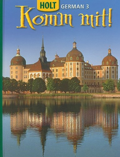 9780030372575: Komm mit!: Student Edition Level 3 2006