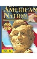 9780030374975: Holt American Nation, Full Volume: Student Edition 2005
