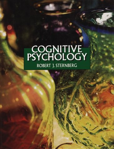 9780030379475: COGNITIVE PSYCHOLOGY +