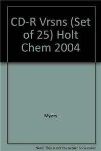 9780030380730: Holt Chemistry: Student Edition CD, Set of 25 2004