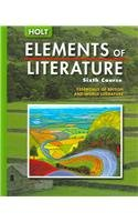 Elements of Literature: Student Edition Macbeth 2005: HOLT, RINEHART AND
