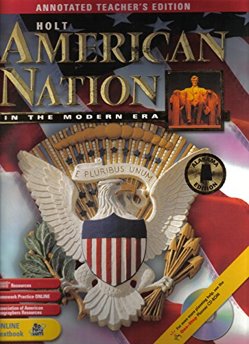 9780030388392: Al Ate Am Nation 2005 Mod