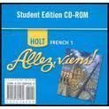 9780030389580: Allez, viens!: Student Edition CD-ROM Level 1 2006
