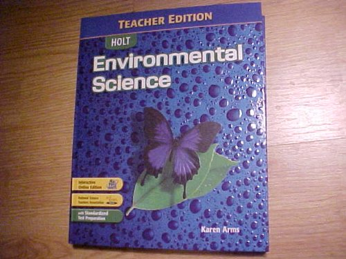 9780030390746: Environmental Science