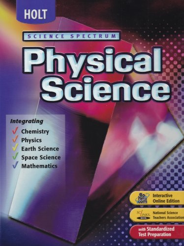 Physical Science (Science Spectrum)