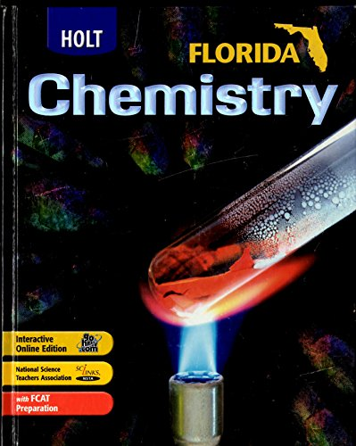 9780030391149: Holt Chemistry (Florida)