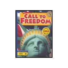 9780030391422: Holt Call to Freedom Florida: Student's EditionCTF 2005 Grade 08 2005