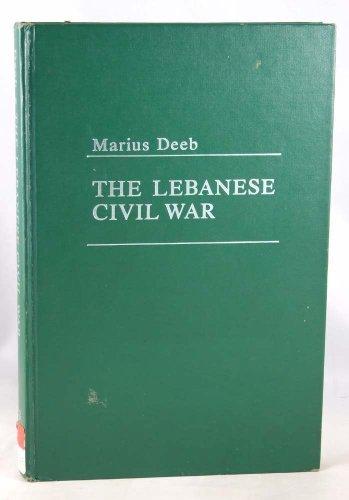 Lebanese Civil War: Marius Deeb