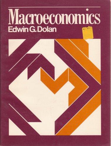 9780030397165: Macroeconomics