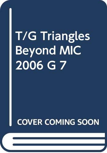 T/G Triangles Beyond MIC 2006 G 7 (0030398142) by [???]
