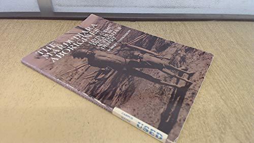 9780030398216: The Mardudjara Aborigines: Living the Dream in Australia's Desert (Case Studies in Cultural Anthropology)