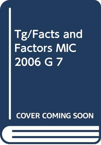 9780030398247: Tg/Facts and Factors MIC 2006 G 7