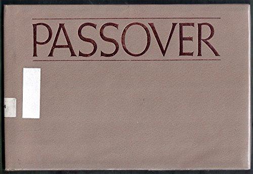 9780030399213: Passover
