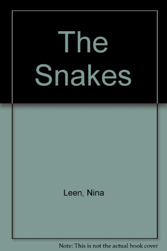 9780030399268: The Snakes