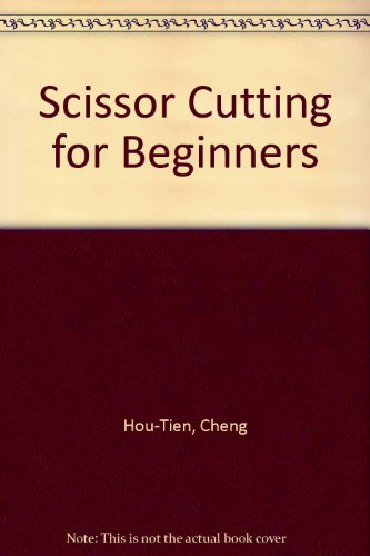 9780030399411: Scissor Cutting for Beginners