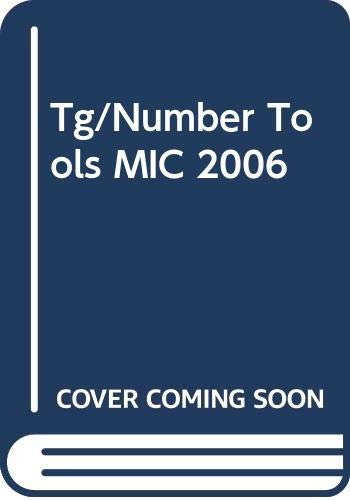 9780030404283: Britannica Mathematics in Context: Number Tools, Teacher's Guide (Number)