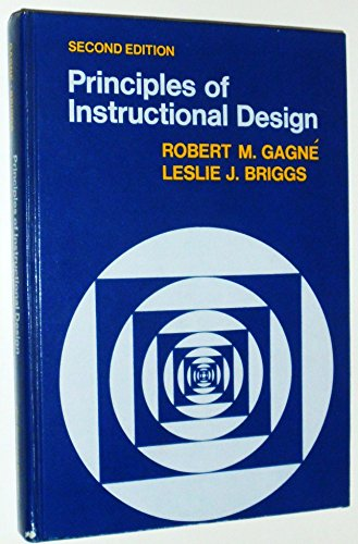 9780030408069: Principles of Instructional Design