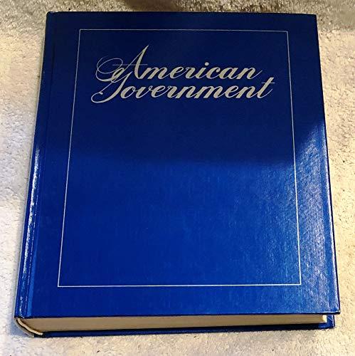 9780030409813: American government