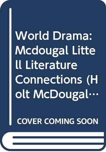 9780030410840: Holt McDougal Library, High School with Connections: Individual Reader World Drama