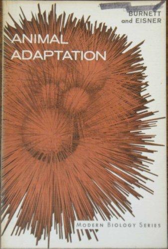 9780030412905: Animal Adaptation (Modern Biology)