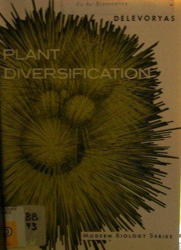 9780030413001: Plant Diversification (Modern Biology)