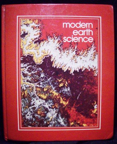 9780030415562: Modern Earth Science