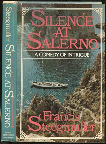 9780030416415: Silence at Salerno: A Comedy of Intrigue