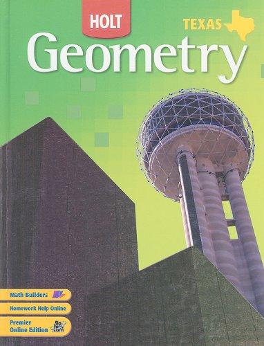 9780030416620: Holt Geometry