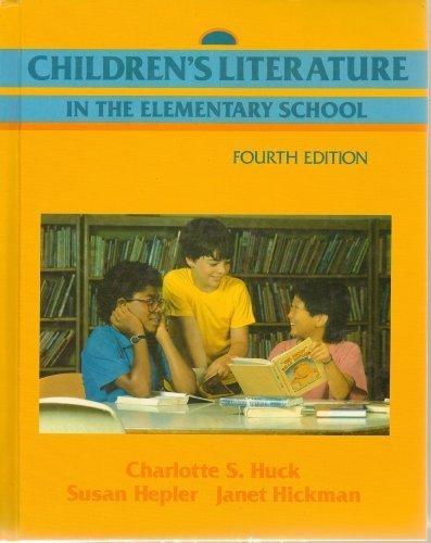 9780030417702: Children's Literature in the Elementary School