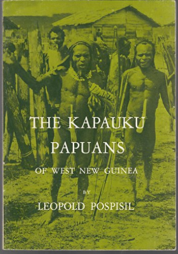 9780030418150: Kapauku Papuans of West New Guinea (Case Study in Cultural Anthropology)