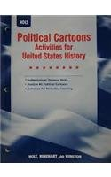 9780030419270: Holt Social Studies: United States History: Political Cartoons Activities