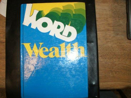 9780030419317: Word Wealth