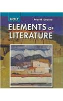 9780030424175: Holts Elements of Literature, 4th Course