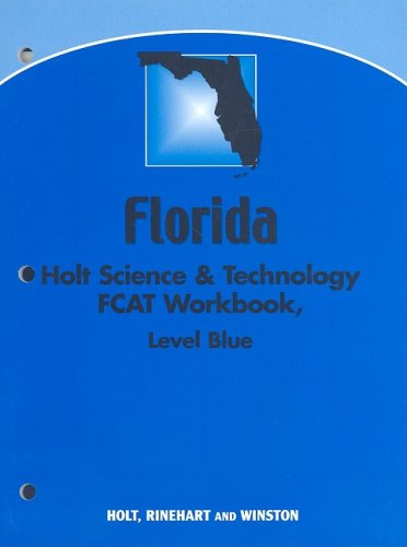 9780030426483: Holt Science & Technology Florida: Fcat Workbook Grade 8 Physical Science