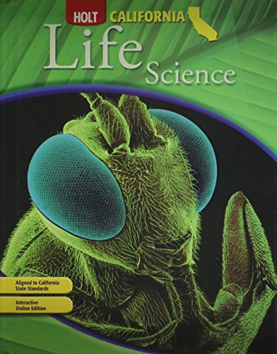 9780030426575: Holt Science & Technology California: Student Edition Grade 6 Life Science 2007