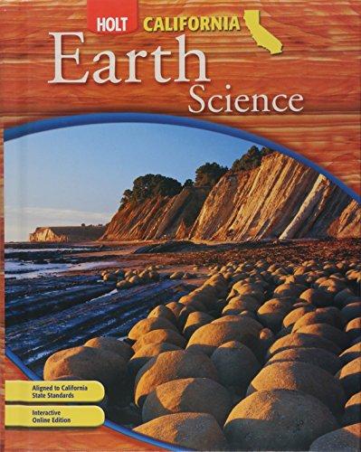 9780030426582: Holt Science California: Student Edition Grade 6 Earth 2007