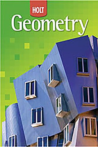 9780030427725: Holt Geometry © 2007: Resource Book with Answers: Chapter 1