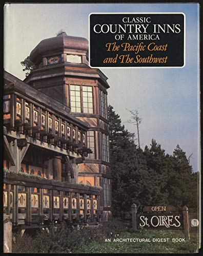 9780030428463: Inns of the Pacific coast and the Southwest